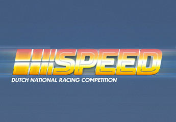 3D Racing Style Text Effect Mockup