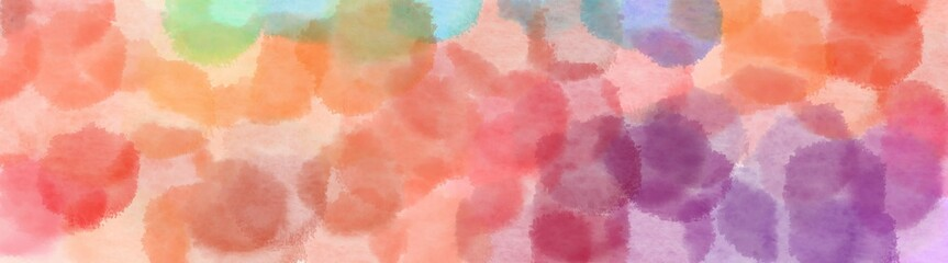 abstract shiny sparkle wide banner. dark salmon, pastel gray and moderate pink background with space for text or image