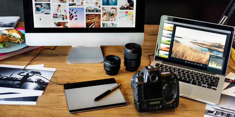 mac, camera , D5 , nikon, collage of images with images