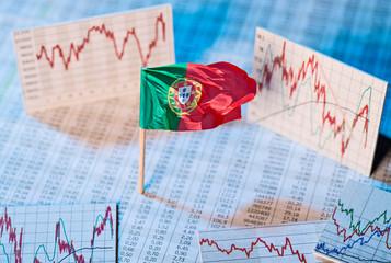 Economic development in Portugal