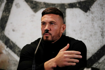 Super League - New Toronto Wolfpack signing Sonny Bill Williams holds Press Conference
