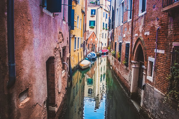 Foto auf Leinwand Venedig venice, city on the water