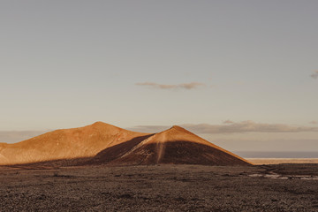 Sunset on Fuerteventura Fototapete
