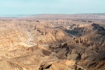 Fish River canyon landscape