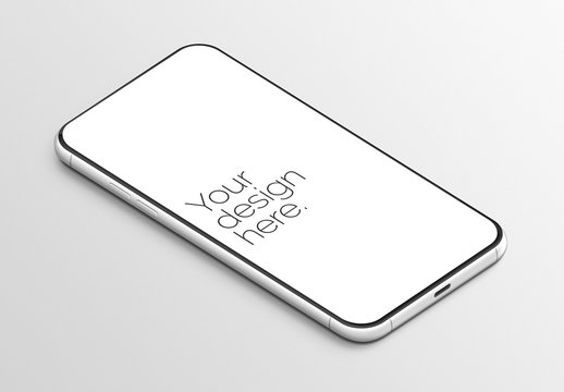 Generic Smartphone Mockup