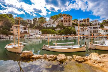 malerischer Ort Cala Figuera / Insel Mallorca