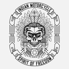 Indian Motorcycle Logo Design