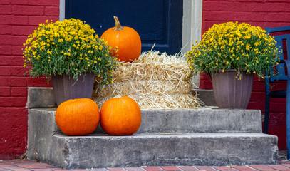 Seasonal Autumn Display