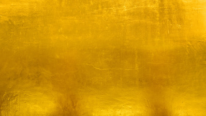 Gold shiny wall abstract background texture, Beatiful Luxury and Elegant