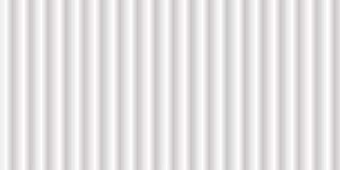 Wide clean white texture background with luxury curve pattern wallpaper