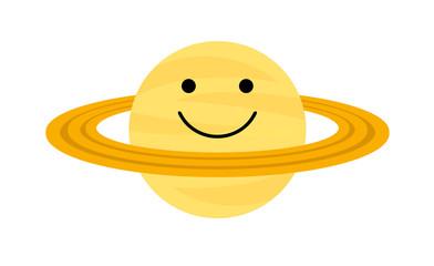 土星のキャラクター