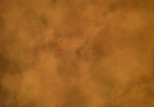Fondo de textura humeantes de niebla de color naranja.