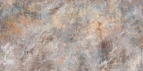 Foto op Canvas Betonbehang brown old stone background, concrete stone background, ceramic tile