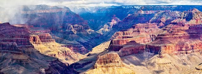 Foto auf Gartenposter Nordlicht North Rim of Grand Canyon in Arizona