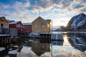 Visited Mosjøen town in Nordland county, Northern Norway