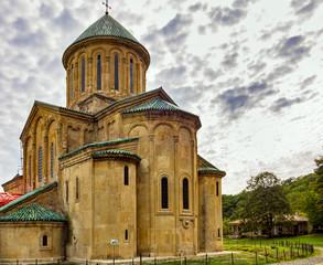 Gelati  ist eine Klosteranlage im Westen Georgiens, unweit der Stadt Kutaissi. Das Kloster zählt zu den bedeutendsten Werken georgischer Kunst
