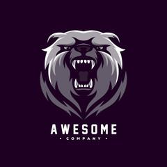 mascot logo, animal, esport logo, badge, baseball, basketball, brand, branding