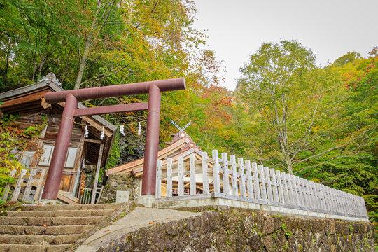 戸隠神社奥社 長野県戸隠 Togakushi Shrine Nagano Togakushi