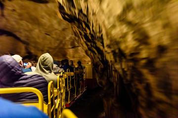 Postumia grotte e castello di Predjama