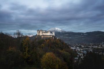 Hohensalzburg Fortress - Salzburg, Austria