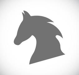 horse head icon
