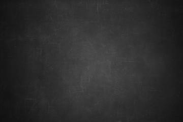 dark texture chalk board and grunge black board background