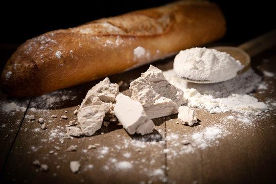 Levure de boulanger