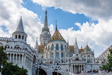Budapest, Ungheria, Chiesa di Mattia