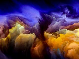 Fototapeta Synergies of Cloudscape