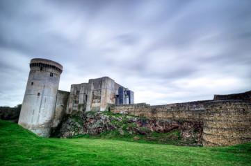 Château de Falaise en Normandie