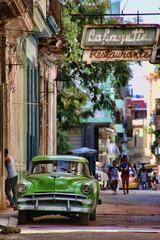 Foto auf Leinwand Havana cuba