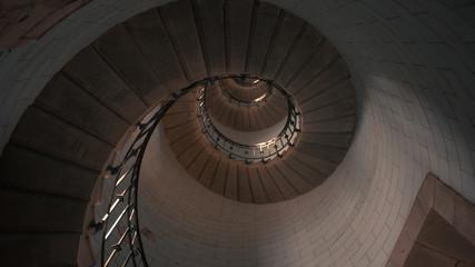 Foto op Canvas Spiraal phare