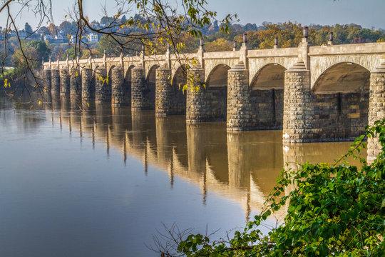 Harrisburg Bridges Pennsylvania
