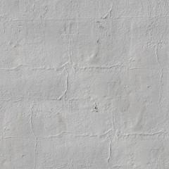 Seamless White Painted Stucco Wall