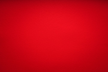 Grain dark red paint wall or red paper background or texture Fotomurales