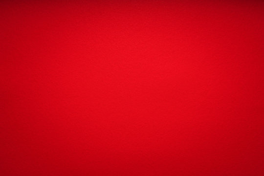 Grain dark red paint wall or red paper background or texture