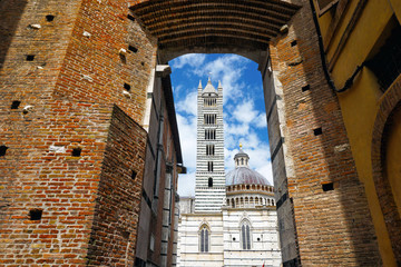 Bell Tower of Siena Cathedral