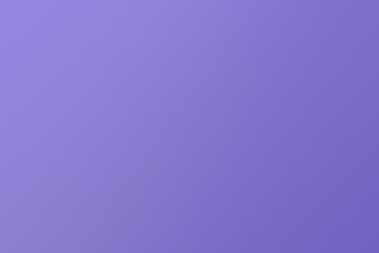 Smooth simple lavender gradient purple abstract bakground