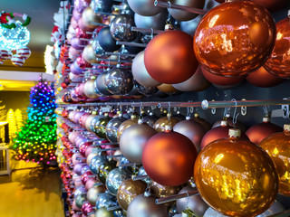 Christmas ball shop colored picture