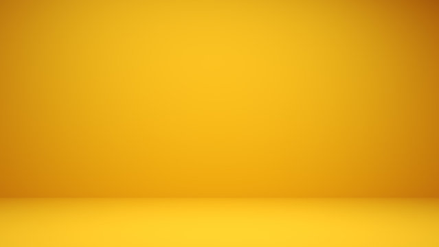 Abstract luxury gradient background used for display product ad and website template, 3D illustration.