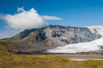 Kviárjökull, Islande