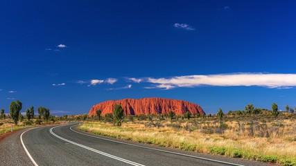 オーストラリア・ウルルの風景 2