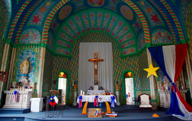 Église Sainte-Cécile au Nouveau-Brunswick