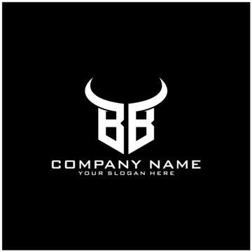 Letter BB logo icon design template elements