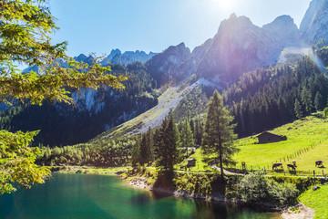 Gosausee, Österreich