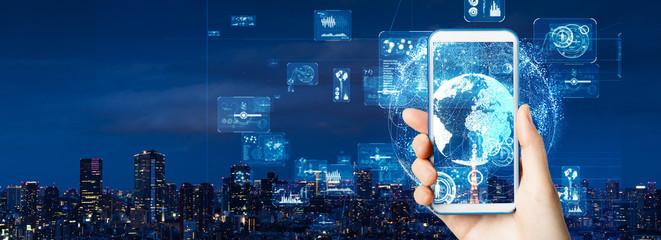 モバイルネットワーク 5G