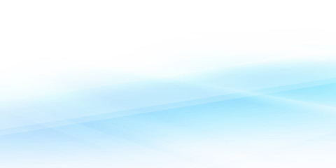 Light blue background with area for graphic elements or text Fotobehang