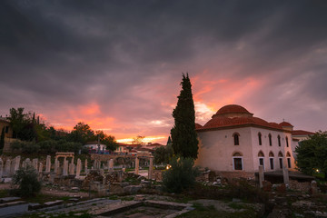 Fethiye Mosque in Athens.