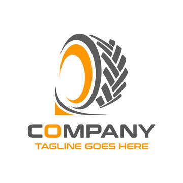 Vector logo for a car company