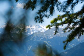 Schneespitze, Alpen